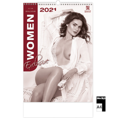 Wall calendar 2021 Pin-Up Women Exclusive
